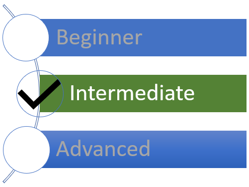 training intermediate